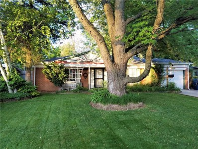 3525 Ireland Drive, Indianapolis, IN 46235 - #: 21570701