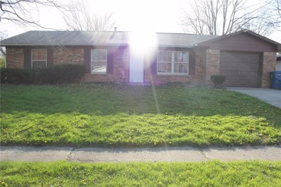 2704 N Constellation Drive, Indianapolis, IN 46229 - MLS#: 21570706
