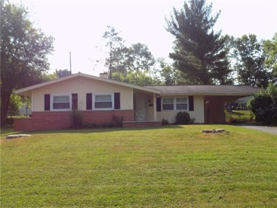 515 Ritter Avenue, Greencastle, IN 46135 - #: 21570897