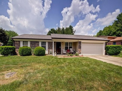 3608 Eastwind Street, Indianapolis, IN 46227 - #: 21570899
