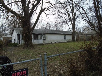 855 W Sixth Street, Greenfield, IN 46140 - MLS#: 21570920