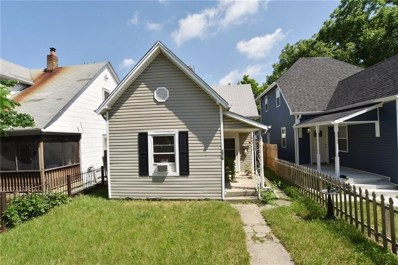 1816 Hoyt Avenue, Indianapolis, IN 46203 - MLS#: 21570965