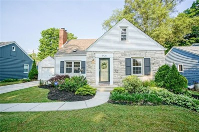 5425 Rosslyn Avenue, Indianapolis, IN 46220 - #: 21570968