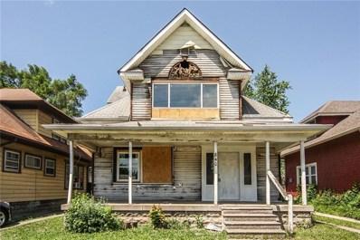 840 N Rural Street, Indianapolis, IN 46201 - MLS#: 21571214