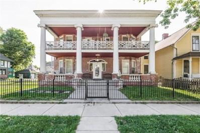 1717 N Talbott Street, Indianapolis, IN 46202 - #: 21571224