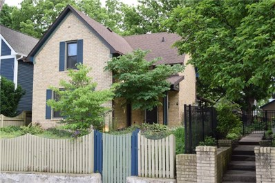 1413 E Vermont Street, Indianapolis, IN 46201 - #: 21571272
