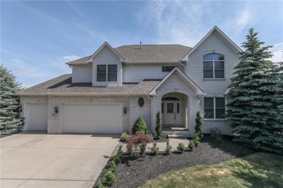 7179 Franklin Parke Boulevard, Indianapolis, IN 46259 - #: 21571299