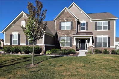 10041 McClarnden Drive, Fishers, IN 46040 - #: 21571314