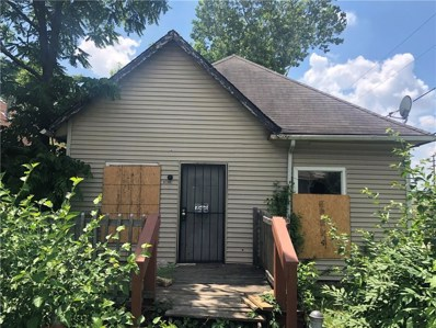 2014 N Oxford Street, Indianapolis, IN 46218 - #: 21571320