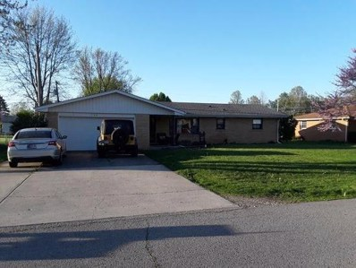 104 Tanglewood Drive, Anderson, IN 46012 - MLS#: 21571327