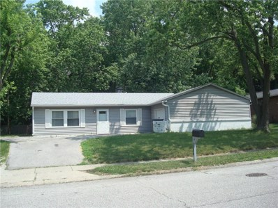 3304 Redwood Drive, Indianapolis, IN 46227 - #: 21571336