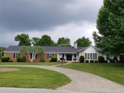542 S 150 Road W, Greensburg, IN 47240 - MLS#: 21571363
