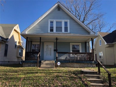 2811 Boulevard Place, Indianapolis, IN 46208 - #: 21571430