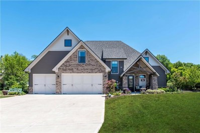 6924 S Fountain Court, Pendleton, IN 46064 - #: 21571438