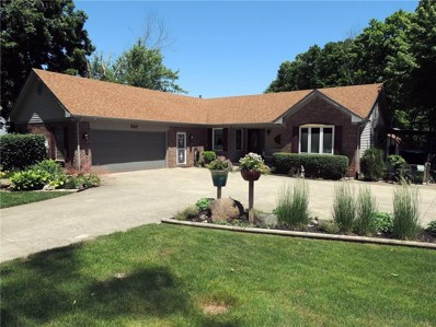 327 N Worth Avenue, Indianapolis, IN 46224 - #: 21571517
