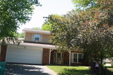 8052 Pebble Creek Court, Indianapolis, IN 46268 - #: 21571534