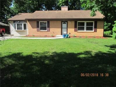 6638 Doris Drive, Indianapolis, IN 46214 - #: 21571555