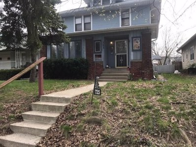 725 N Bancroft Street, Indianapolis, IN 46201 - MLS#: 21571593