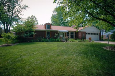 5822 Boy Scout Road, Indianapolis, IN 46226 - MLS#: 21571623