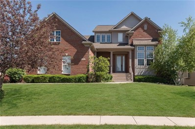 8504 Blue Marlin Drive, Indianapolis, IN 46239 - #: 21571651