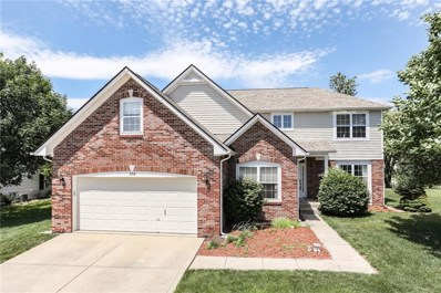 508 Gatewood Drive, Greenwood, IN 46143 - MLS#: 21571775