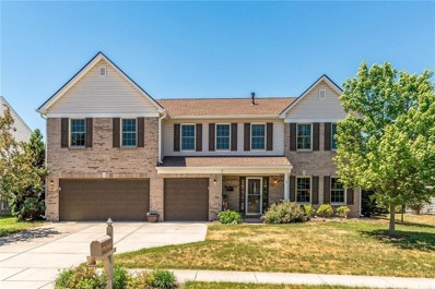10825 Pleasant View Lane, Fishers, IN 46038 - #: 21571812