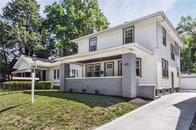 4231 Guilford Avenue, Indianapolis, IN 46205 - #: 21571826
