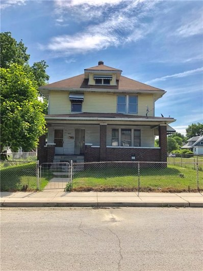 805 N Temple Avenue, Indianapolis, IN 46201 - #: 21571993