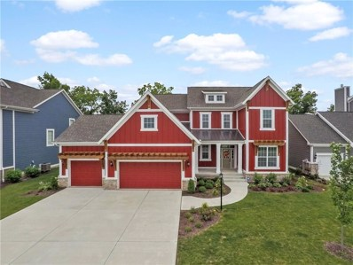 10603 Hinterland Drive, Fishers, IN 46038 - #: 21572035