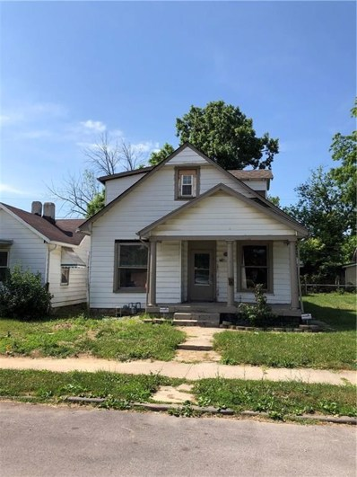 1911 E Maryland Street, Indianapolis, IN 46201 - MLS#: 21572048