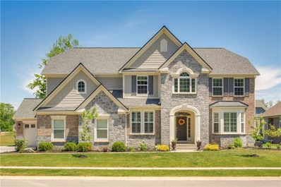 11524 Wood Hollow Trail, Zionsville, IN 46077 - #: 21572057