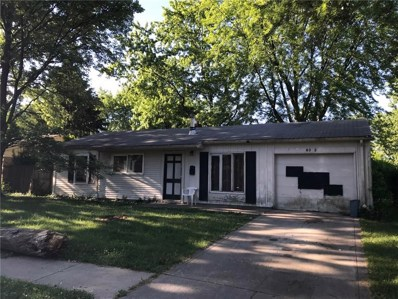 8333 E 36th Place, Indianapolis, IN 46226 - #: 21572070