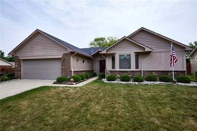 7709 Old Oakland Blvd West Drive, Indianapolis, IN 46236 - MLS#: 21572093