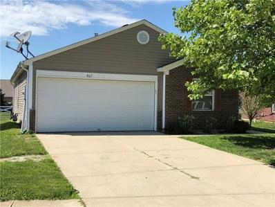 876 Wheatgrass Drive, Greenwood, IN 46143 - #: 21572145