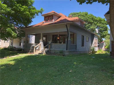 1133 N Parker Avenue, Indianapolis, IN 46201 - MLS#: 21572179