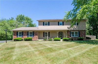 7024 Burnham Circle, Indianapolis, IN 46256 - #: 21572206