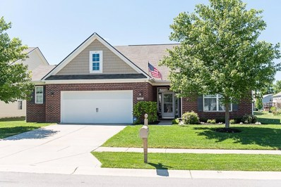 6661 W Deer Hill Drive, McCordsville, IN 46055 - #: 21572225