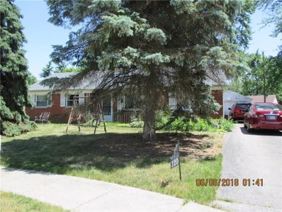 120 Brunswick Drive, Greenwood, IN 46143 - #: 21572228