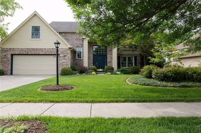 10420 Woods Edge Drive, Fishers, IN 46037 - #: 21572256