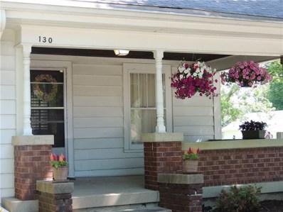 130 Cross Street, Clayton, IN 46118 - #: 21572279