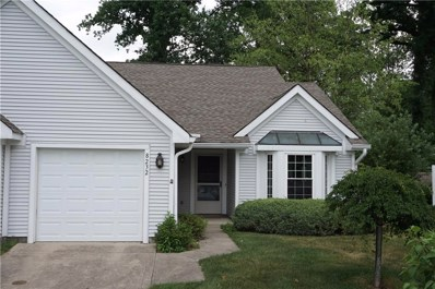 8232 Crook Drive N, Indianapolis, IN 46256 - #: 21572317