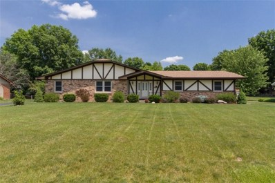 319 Woodland West Drive, Greenfield, IN 46140 - #: 21572350
