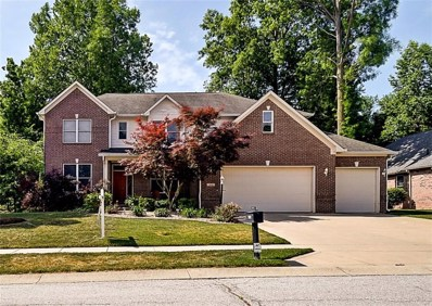7849 E Shady Woods Drive, Indianapolis, IN 46259 - #: 21572355