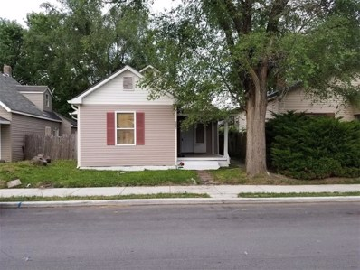 1541 S Reisner Street, Indianapolis, IN 46221 - MLS#: 21572384