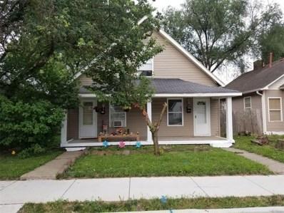 1537 S Reisner Street, Indianapolis, IN 46221 - MLS#: 21572389