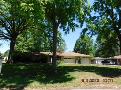 2774 W Hickory Drive, Anderson, IN 46013 - #: 21572438