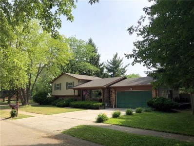 7719 Snowflake Drive, Indianapolis, IN 46227 - #: 21572448