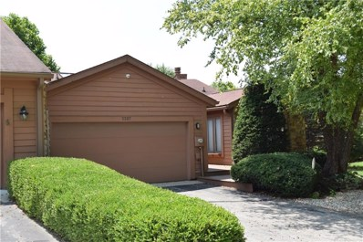 3327 Bay Point Drive, Indianapolis, IN 46240 - #: 21572505
