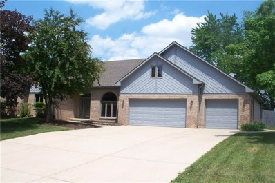 2137 Scarlet Oak Drive, Avon, IN 46123 - #: 21572510