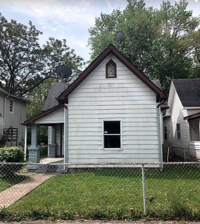 1141 W 28th Street, Indianapolis, IN 46208 - #: 21572514